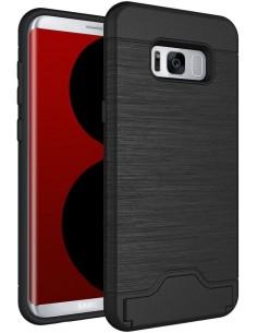 Coque Galaxy S8 Plus anti-choc insert cb