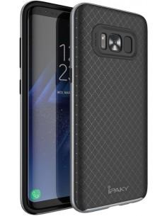 Coque Galaxy S8 Plus silicone ipaky 2 en 1