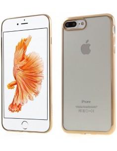 Coque iPhone 7 Plus et 8 Plus i-smile Apple Or