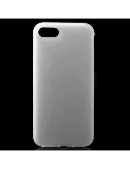 Coque iPhone 8 et iPhone rigide anti-dérapant Transparent