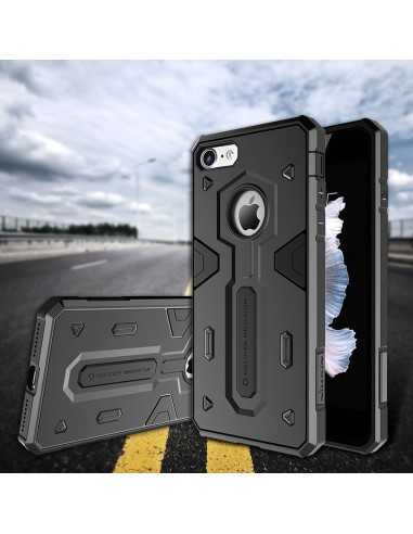 Coque iPhone 8 et iPhone 7 anti-choc hybridnillkin defender 2