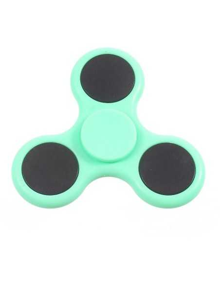 Hand spinner phosphorescent Vert
