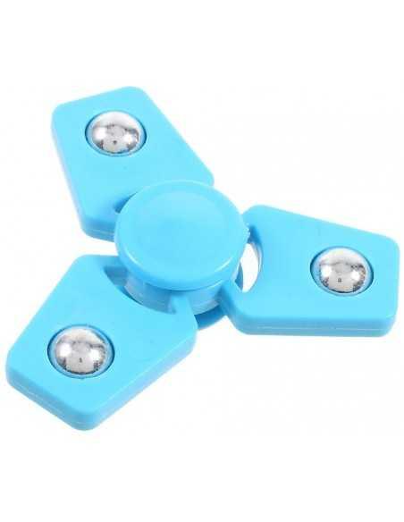 Hand spinners 3 balls Bleu