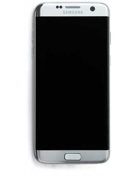 Ecran Samsung Galaxy S7 Edge G935F Officiel Argent
