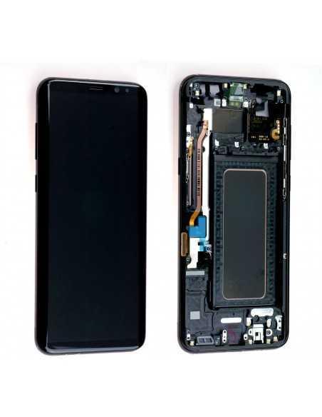 Ecran Samsung Galaxy S8 Plus G955F Officiel Noir