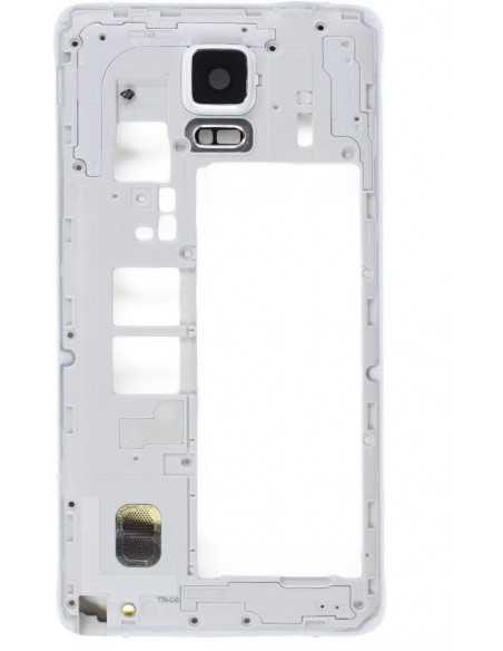 Chassis Samsung Galaxy Note 4 N910F Blanc