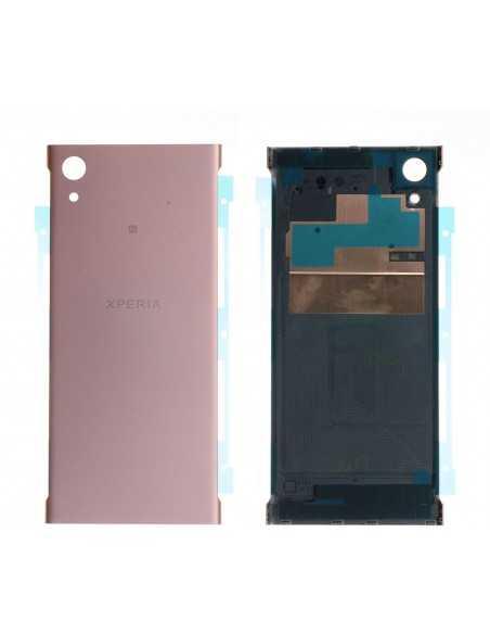 Facade arriere Sony Xperia XA1 Rose