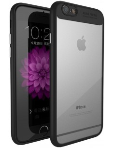 Coque iPhone 6s 6 protection Acrylic IPAKY Noir