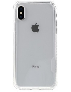 Coque iPHone X Antichoc Silicone Shell