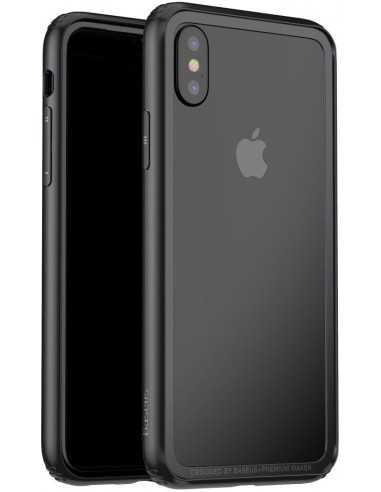 Coque iPhone X Style Bumper Design BASEUS