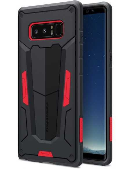 Coque Galaxy Note 8 silicone antichoc NILLKIN Defender II Rouge