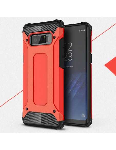 Coque Galaxy Note 8 Armor Guard Rouge