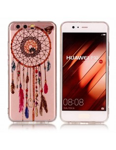 Coque P10 Huawei Silicone Dream Catcher