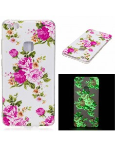 Coque Huawei P10 Lite Silicone Phospho Blooming