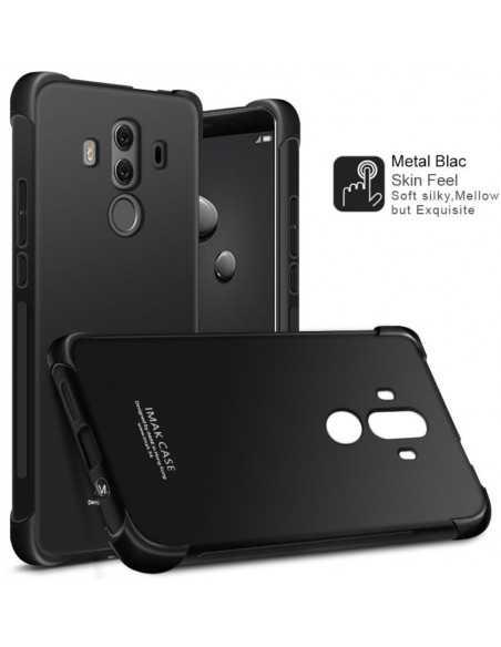 Coque Huawei Mate 10 Pro antichoc Elegant avec Film de protection IMAK Noir