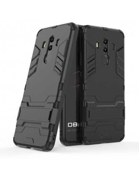 Coque Huawei Mate 10 Pro antichoc Armor avec support Noir