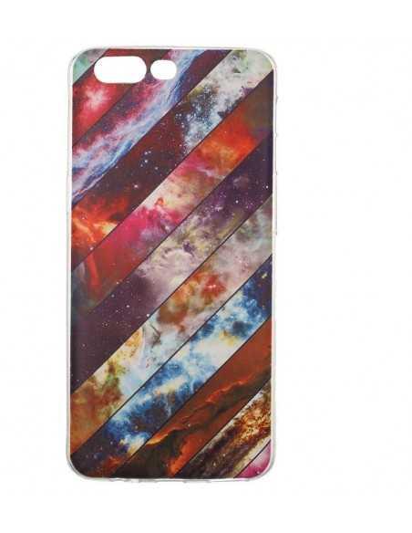Coque OnePlus 5 silicone Ciel