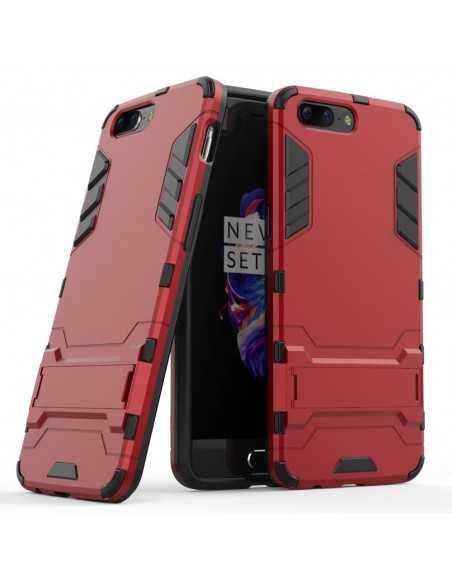 Coque OnePlus 5 Cool Guard Rouge