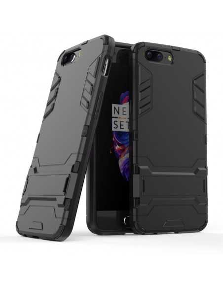 Coque OnePlus 5 Cool Guard Noir