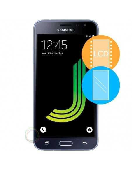Réparation écran Galaxy J3 2016
