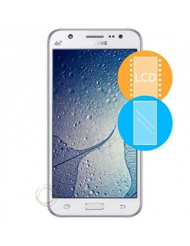 Réparation écran Galaxy J5