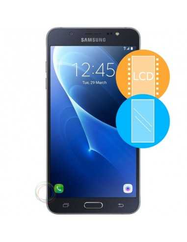 Réparation écran Galaxy J7 2016
