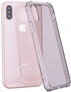 Coque iPhone Xs et iPhone X antichoc en silicone