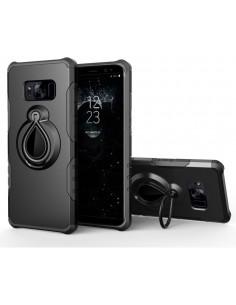 Coque hybride antichoc Samsung Galaxy S8 avec anneau