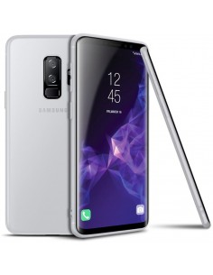 Coque TPU Samsung Galaxy S9 Plus Cafele Frosted