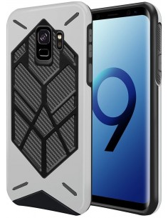 Coque Galaxy S9 antichoc Geometric