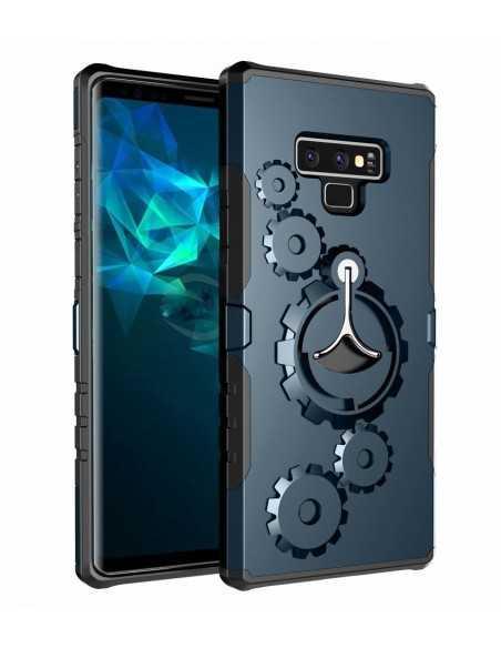 Coque antichocs Galaxy Note 9 Cool Gear Bleu foncé