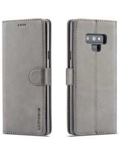 Etui portefeuille Galaxy Note 9 Classy LC. Imeeke