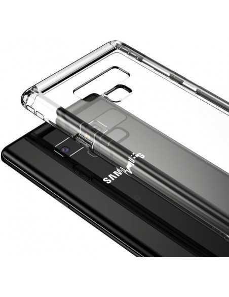 Coque silicone Galaxy Note 9 Baseus Airbag Series Transparent