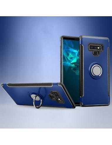 Coque de protection Galaxy Note 9 Style Fibre de carbone