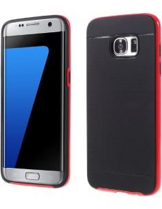 Coque antichoc hybride Samsung Galaxy S7 edge