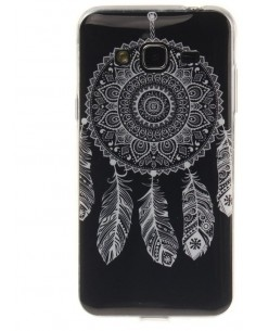 Coque silicone Galaxy J3 / Galaxy J3 2016 Dreamcatcher