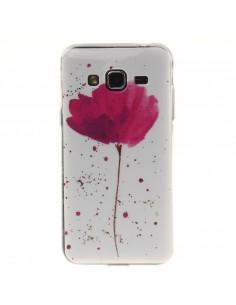Coque silicone Galaxy J3 / Galaxy J3 2016 Coquelico