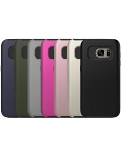 Coque antichoc Samsung Galaxy S7 Hybride Aspect brossé