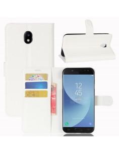 Etui portefeuille Galaxy J5 2017 Style cuir