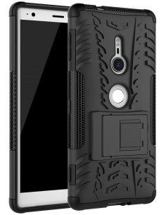 Coque antichoc Sony Xperia XZ2 Hybride avec support