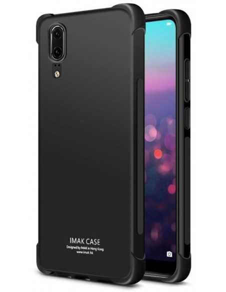 Coque Huawei P20 Antichoc IMAK Noir