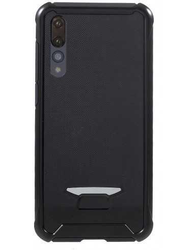 Coque silicone Huawei P20 Pro Hybride Relief