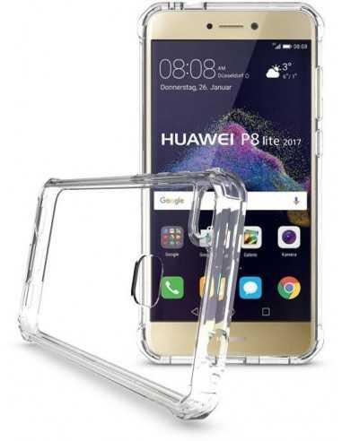 Coque antichoc transparente Huawei P8 Lite 2017 / Honor 8 Lite
