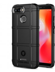 Coque antichoc Xiaomi Redmi 6 Square grid