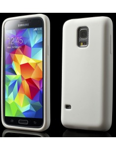 Coque silicone Galaxy S5 mini