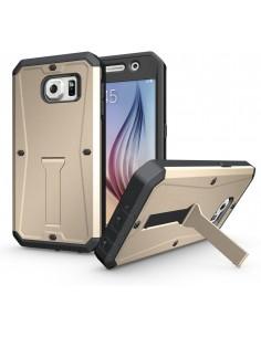 Coque antichoc Galaxy S6 Hybrid Shell