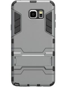 Coque antichoc Galaxy Note 5 Hybride avec support
