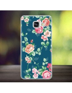 Coque silicone Galaxy A5 2016 Roses