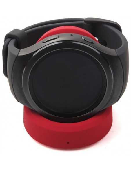 Station de charge Gear S3 Classic / Gear S3 Frontier Rouge