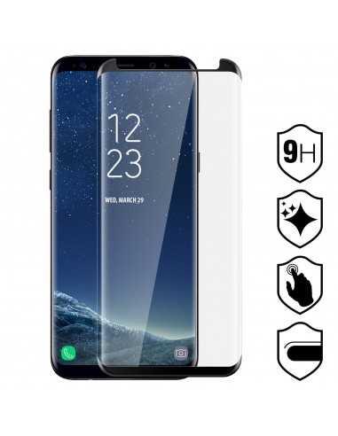 Film en verre trempé Samsung Galaxy S8 Plus